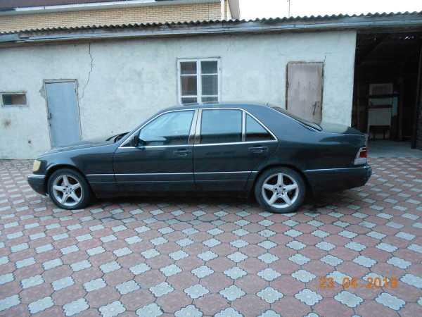 Mercedes-Benz S-Class, 1994 год, 300 000 руб.