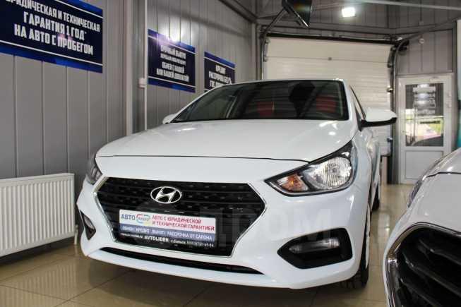 Hyundai Solaris, 2017 год, 734 900 руб.