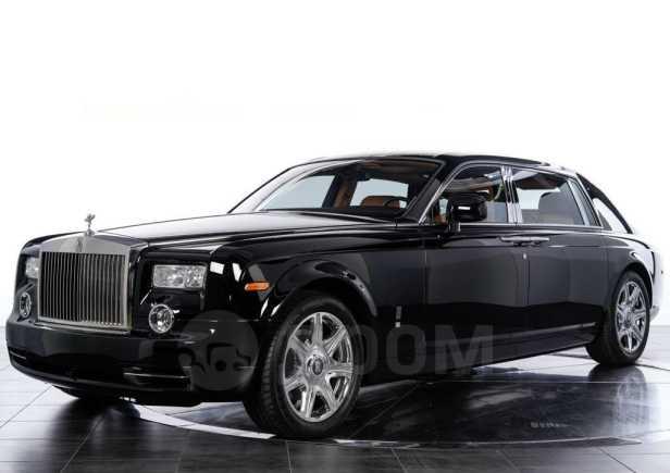 Rolls-Royce Phantom, 2010 год, 8 500 000 руб.