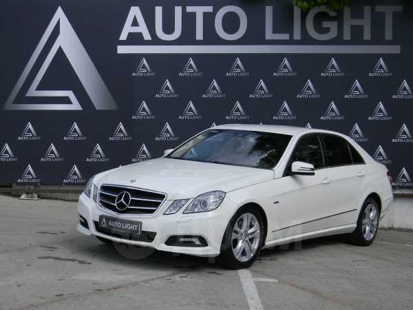 Mercedes-Benz E-Class, 2010 год, 929 000 руб.