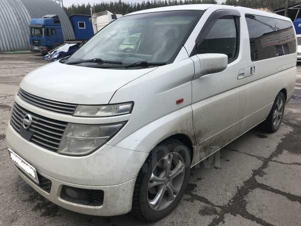 Nissan Elgrand, 2003 год, 420 000 руб.