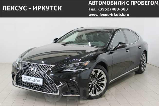 Lexus LS500, 2018 год, 6 950 000 руб.