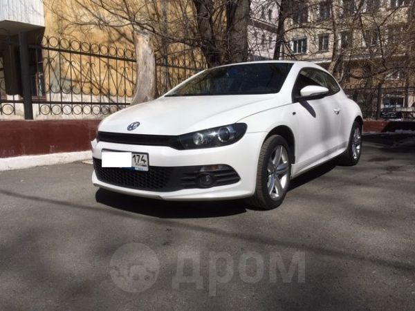 Volkswagen Scirocco, 2012 год, 765 000 руб.