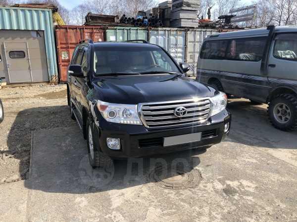Toyota Land Cruiser, 2012 год, 2 650 000 руб.