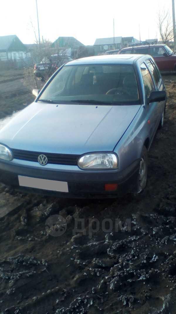 Volkswagen Golf, 1992 год, 50 000 руб.