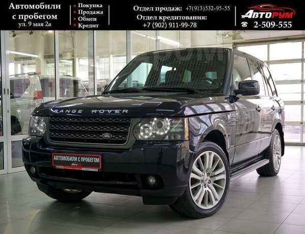 Land Rover Range Rover, 2011 год, 1 527 000 руб.