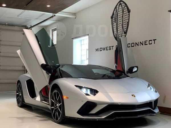 Lamborghini Aventador, 2018 год, 47 500 000 руб.