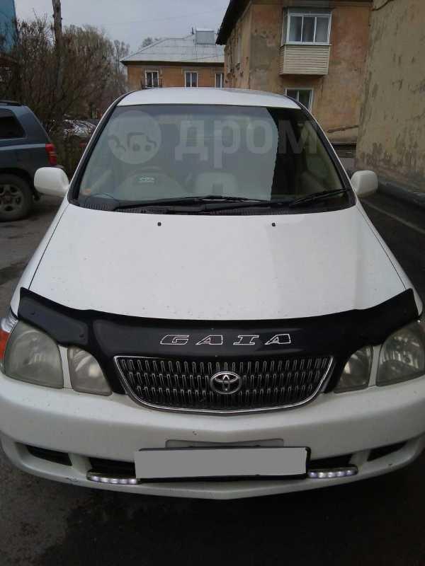 Toyota Gaia, 2004 год, 415 000 руб.