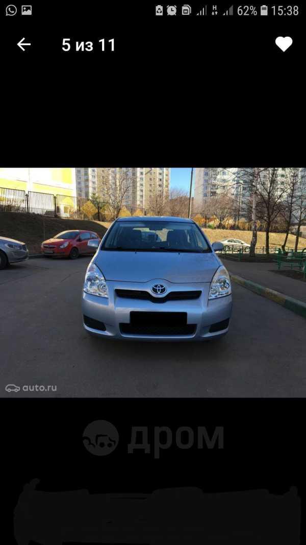 Toyota Corolla Verso, 2008 год, 540 000 руб.
