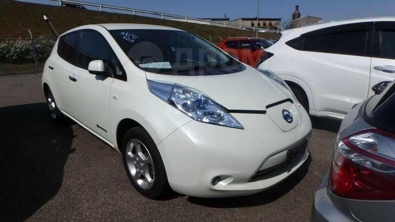 Nissan Leaf, 2012 год, 595 000 руб.