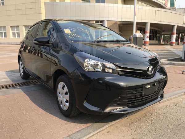 Toyota Vitz, 2016 год, 538 000 руб.