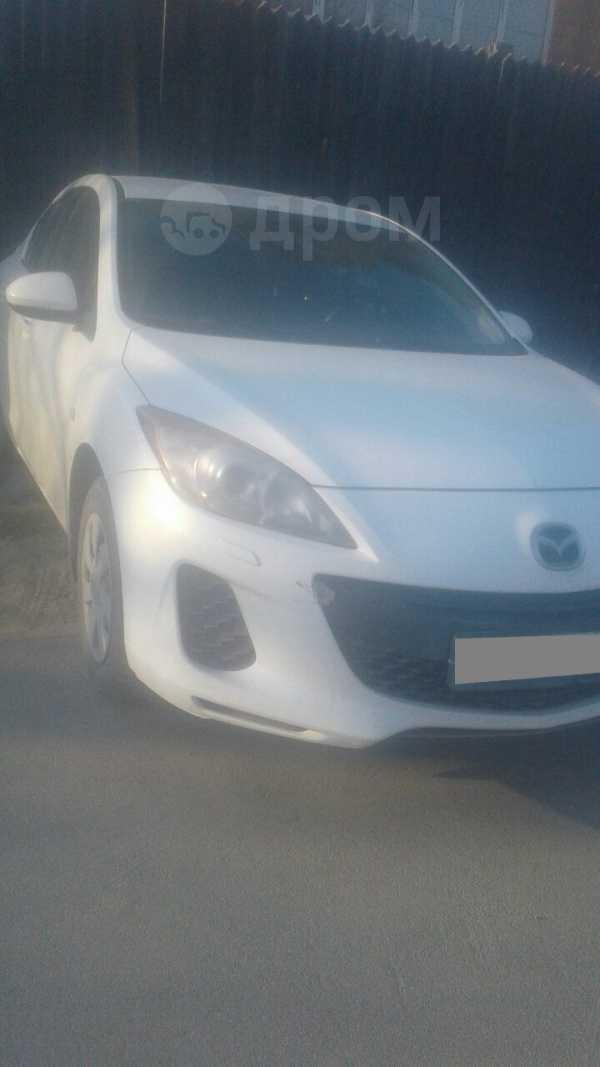 Mazda Mazda3, 2012 год, 400 000 руб.