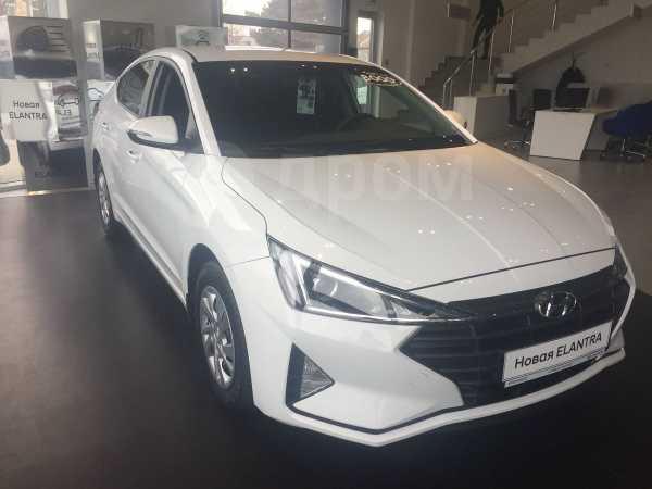 Hyundai Elantra, 2019 год, 1 155 000 руб.