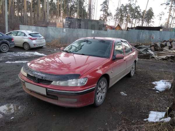 Peugeot 406, 2001 год, 125 000 руб.
