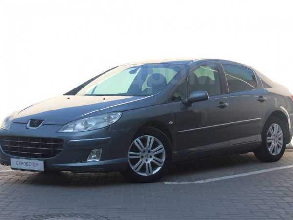 Peugeot 407, 2008 год, 239 000 руб.
