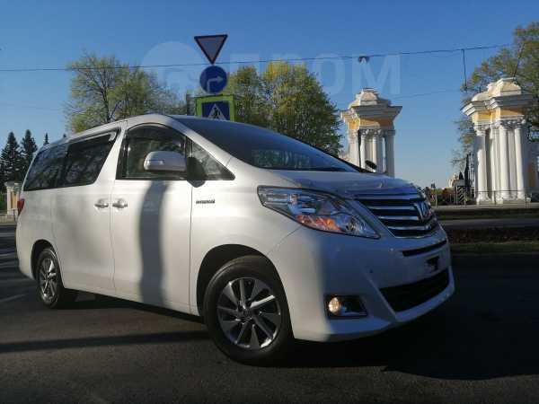 Toyota Alphard, 2014 год, 2 050 000 руб.