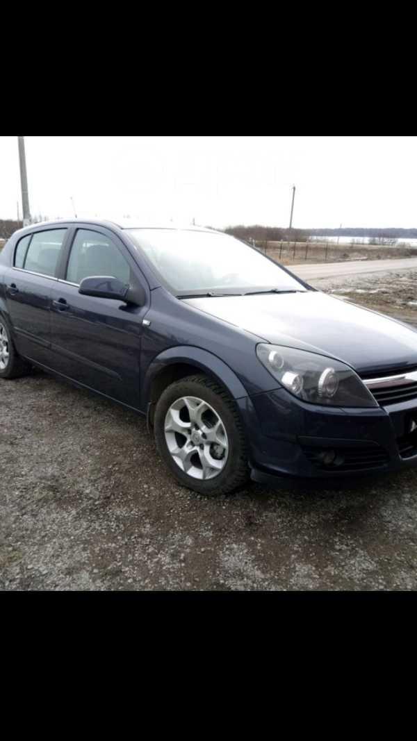 Opel Astra, 2006 год, 300 000 руб.