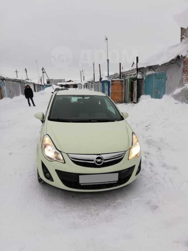 Opel Corsa, 2011 год, 400 000 руб.