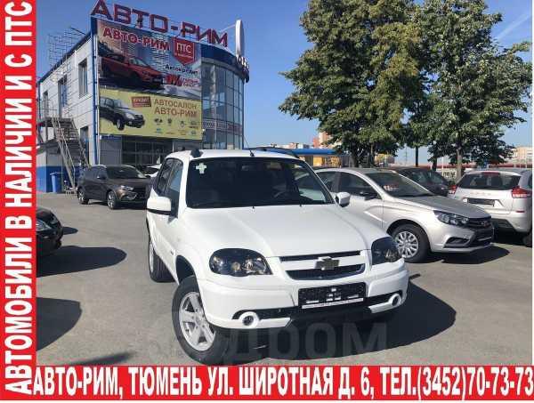 Chevrolet Niva, 2019 год, 718 910 руб.