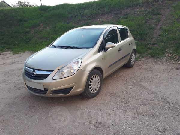 Opel Corsa, 2007 год, 249 000 руб.