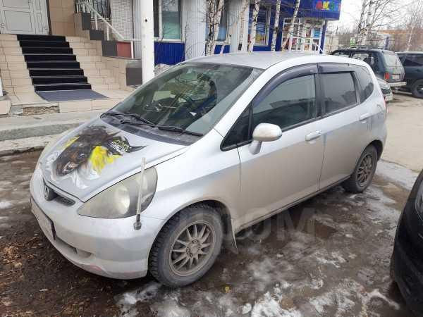 Honda Fit, 2003 год, 200 000 руб.