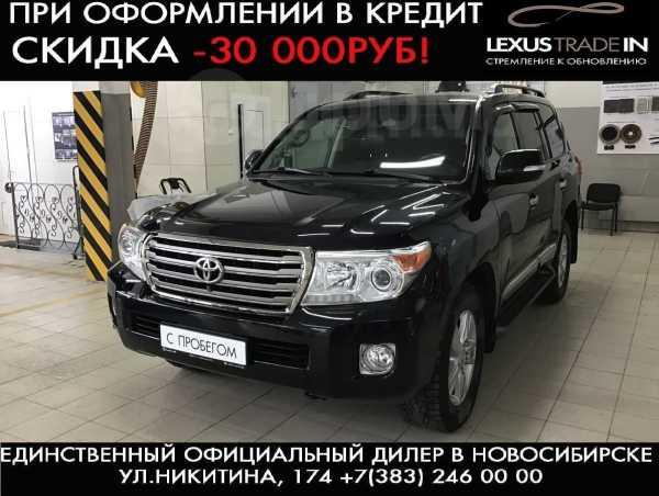 Toyota Land Cruiser, 2014 год, 2 939 000 руб.