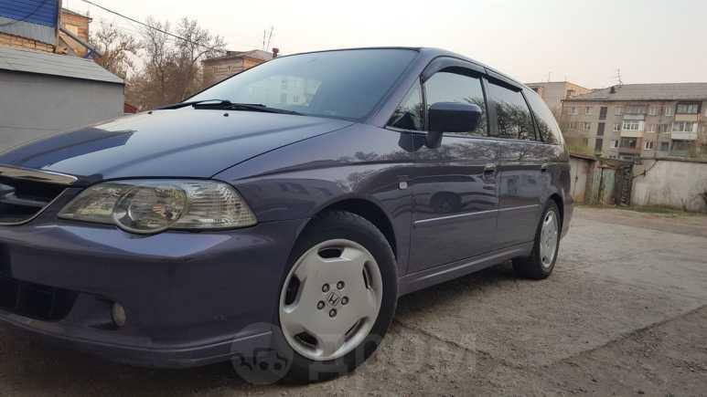 Honda Odyssey, 2003 год, 455 000 руб.