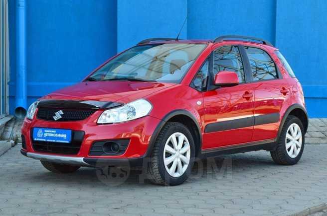 Suzuki SX4, 2013 год, 575 000 руб.