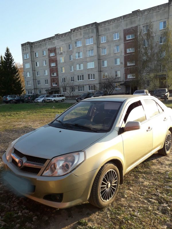 Geely MK, 2010 год, 138 000 руб.