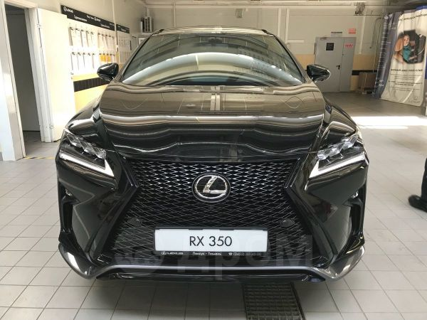 Lexus RX350, 2019 год, 4 724 000 руб.