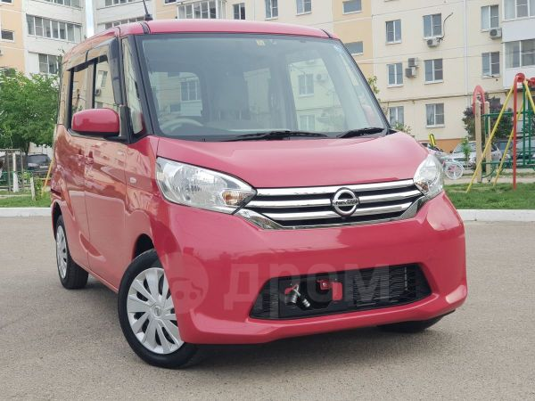 Nissan DAYZ Roox, 2015 год, 515 000 руб.