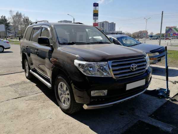Toyota Land Cruiser, 2008 год, 1 680 000 руб.
