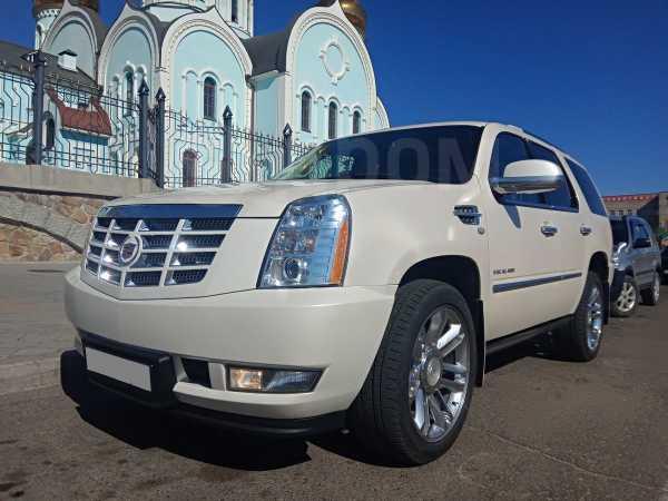Cadillac Escalade, 2011 год, 1 730 000 руб.