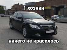 Новосибирск Toyota Camry 2013