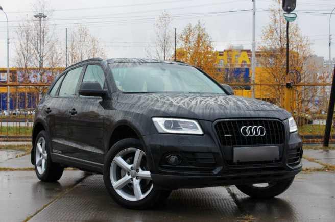 Audi Q5, 2014 год, 1 499 000 руб.