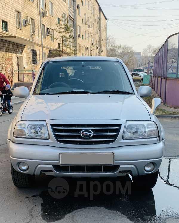 Suzuki Escudo, 2002 год, 520 000 руб.