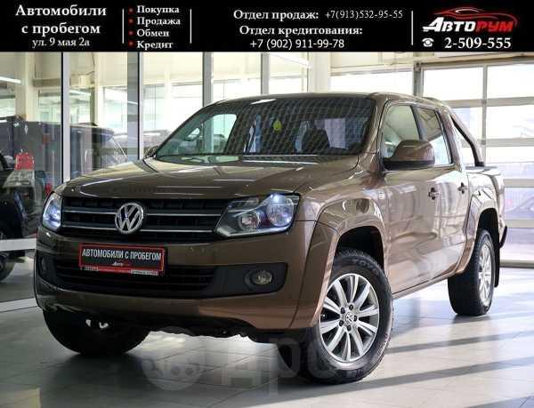 Volkswagen Amarok, 2013 год, 1 287 000 руб.