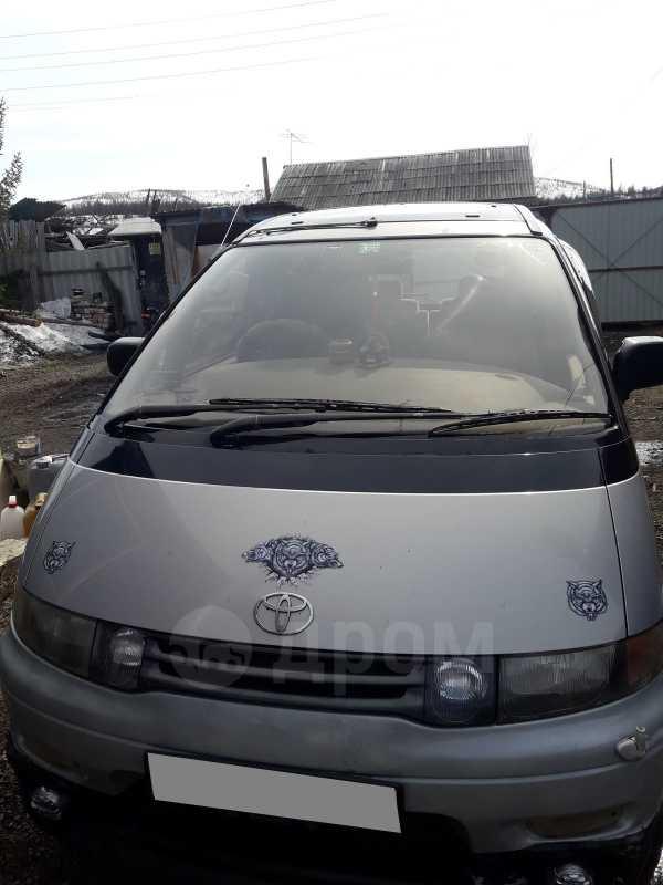 Toyota Estima Emina, 1994 год, 215 000 руб.