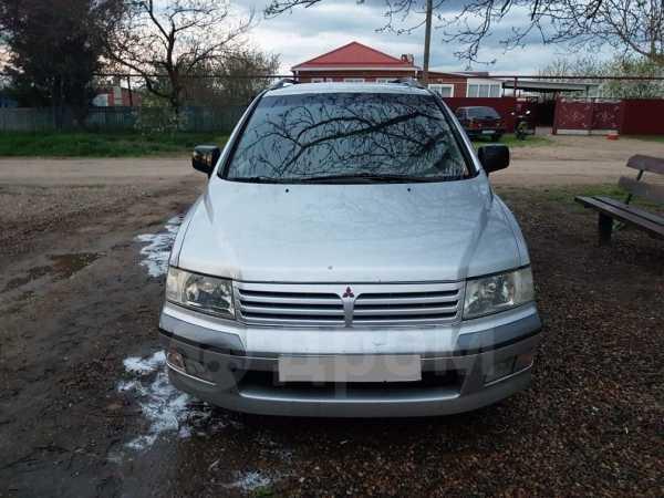 Mitsubishi Space Wagon, 1999 год, 210 000 руб.