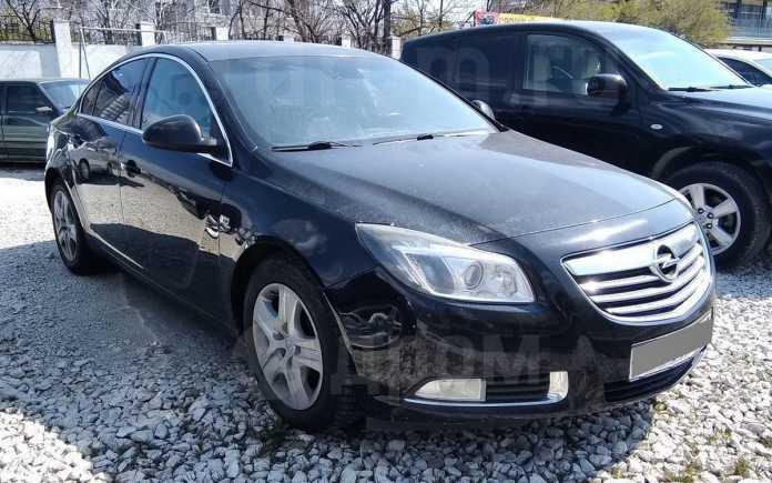 Opel Insignia, 2008 год, 465 000 руб.