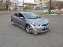 Хабаровск Avante 2012