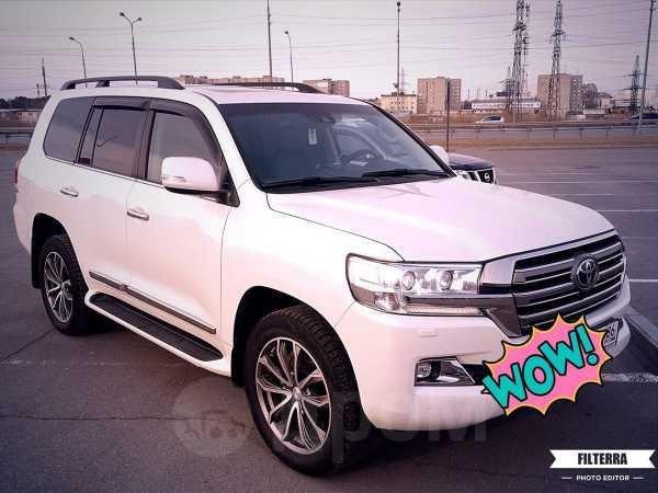 Toyota Land Cruiser, 2016 год, 3 400 000 руб.