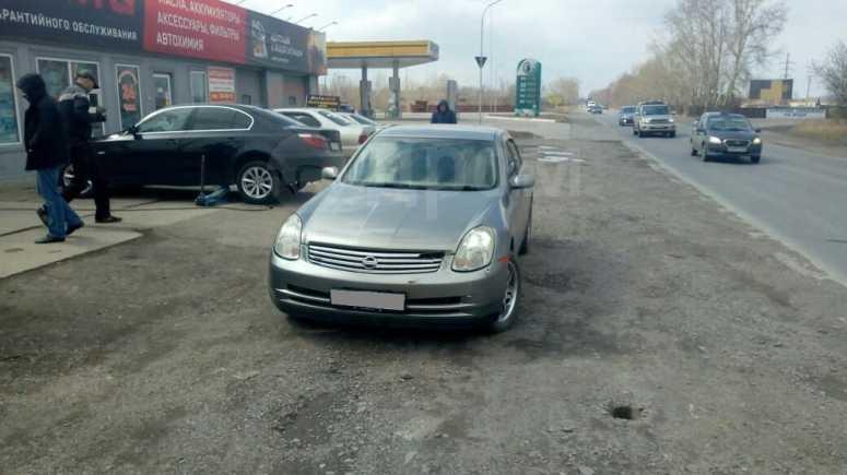 Nissan Skyline, 2004 год, 360 000 руб.