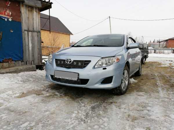 Toyota Corolla, 2008 год, 330 000 руб.