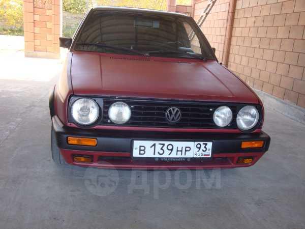 Volkswagen Golf, 1986 год, 100 000 руб.