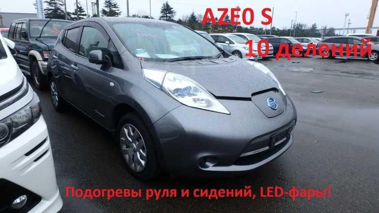 Nissan Leaf, 2012 год, 629 000 руб.