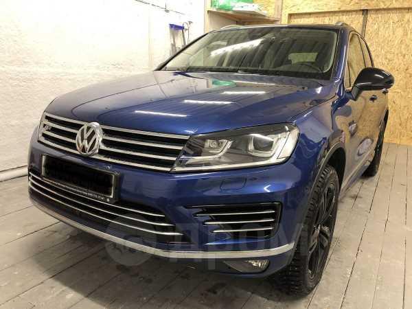 Volkswagen Touareg, 2017 год, 2 950 000 руб.
