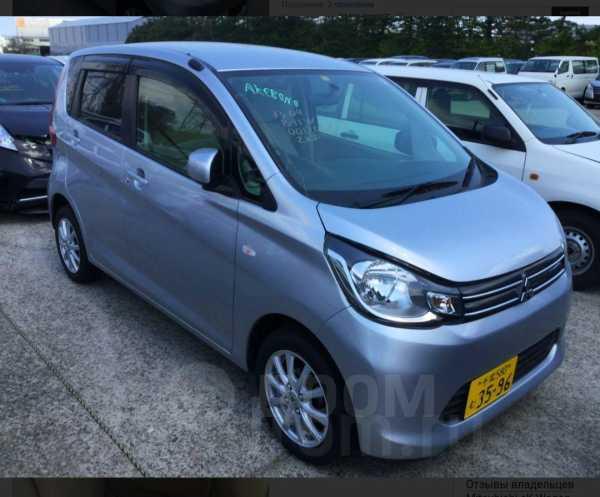 Mitsubishi eK Wagon, 2014 год, 319 000 руб.