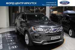 Ford Explorer, 2019 г., Иркутск