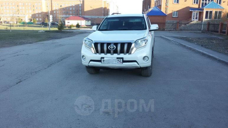 Toyota Land Cruiser Prado, 2014 год, 2 630 000 руб.